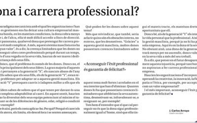 Mujer Y Carrera Profesional